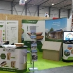 Ekopanely building system on Cesty Dreva 2016 Trade Fair - 4